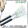 0.56mm 23awg 4pr cat6 cable utp/ftp