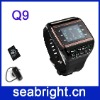 1.3 inch QVGA TFT touch scteen dual sim Bluetooth watch mobile cell phone Q9