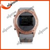 1.3 inch touch screen gsm bluetooth camera watch phone W960 free shipping (1GB TF card,Mono bluetooth)