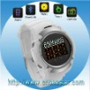 1.33 Inches touch LCD Watch Phones with Bluetooth, Wrist phone With MP3,MP4,Camera,FM Radio (Q222)