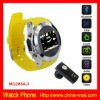 1.3inch Touch Screen Quad Band Camera Watch Phone