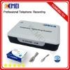 1 channel USB Telephone recording box