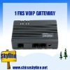 1 fxs voip gateway ata,HT912T,support SIP and H.323