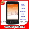 1 sim smart Android cell phone gps wifi tv MAX-F9191