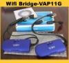 10 RJ 45 wifi bridge
