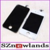 100% Original New LCD With Touch Assembly For Iphone4 (Black/White)