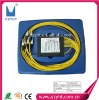 1x8 Fiber optical splitter ,with low IL and Environmental stable
