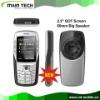 "2.2"" big speaker big battery music mobile phone"
