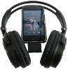 2.4G wireless headset
