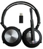 2.4G wireless headset with mic