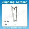 2.4GHz 17dBi Sector antenna WiFi/WiMAX System (JHS-2425-17V90)