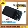 """2.8""""qwerty + touch screen android phone F606"""
