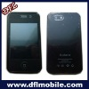 2.8inch dual sim touch screen T8000 support skype MSN Cell phone