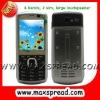 2 SIM GSM low end Celular MAX-K4