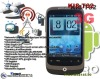 """2011 3G Android v2.2 3.5"""" touch screen cell phone KIS-T02"""