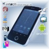 2011 A3000 android  smart quad band tv mobile phone