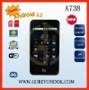 2011 A738 android 2.2 cell phone