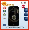 2011 A738 android 2.2 mobile phone
