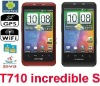 2011 Android phone T710 gps mobile