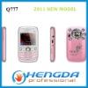 2011 Celular Q777 3 Chips