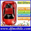 2011 Cheapest Dual SIM Quad-Band Hot Cellphone F98