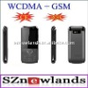 2011 Cheapest W+G WCDMA + GSM Dual Model 3G Video Calling Mobile Phone W102 with Camera Bluetooth Java FM Mp3/4 CE & ROHS