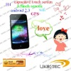 2011  H4   android 2.3  3.5 inch capacitive GPS mobile  phone