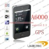 2011 LT-A6000 dual sim android gps mobile phone