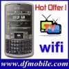 2011 Low Cost QWERTY WIFI TV Mobile Phone