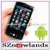 2011 Newest Capacitive Android 2.2 MTK Mobile Phone Smart Phone F602 with GPS WIFI TV 2.0MP Camera Dual Sim Card