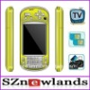 2011 Newest Cheapest PSPhone W9 with TV FM Dual Sim Cards Dual Cameras QuadBand Built in over 600 Games