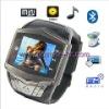 2011 Quadband  Bluetooth+MP3 Camera Touch Screen Mobile Phone Watch
