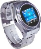 2011 Stainless Steel MQ006 Wrist watch mobile phone