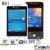 2011 W81 cheap windows smart celulares