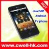 2011 analog tv mobile phone