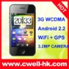 2011 android gps wifi wcdma 3g smart phone