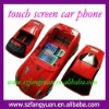 2011 beautiful car phones with bluetooth and touch screen M599