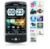 2011 hot selling Mobile phone,Bluetooth 2.0 ,FM Radio ,JAVA 2.0 ,MP3,MP4 Cell phone ,E-book reader Mobile phone