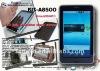 "2011 new KIS-A8500 5.0""screen quad band phone"