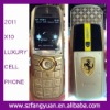 2011 newest car style mobile phone X10