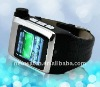 2011 newest, cheapest stainless steel mobile watch phone