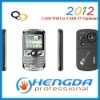 2012 3 sim card tv mobile phone q9