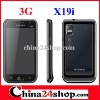 2012 Android 2.3.4 mobile phone WCDMA 3G Android phone X19I