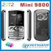 2012 Celular 3 SIM Mini 9800