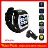 2012 Cheapest Single SIM Card Watch Mobile Phone