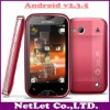 2012 China MTK6516 TV WIFI Android 2.3.5 Cheap Smart Phone