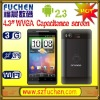 """2012 FC S810 Android Smart Phone With Latest MT6573 Chipset,4.0"""" HVGA Capacitance Full Touch Screen,Dual Mode,WIFI/GPS"""