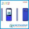 2012 GX200 Dual Sim Mobile Phone