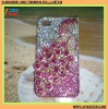 2012 Hot For Apple iPhone 4G 3D design diamond case