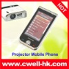 2012 P790 Projector Mobile Phone
